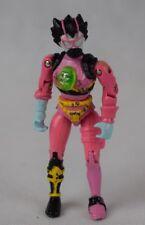 LJN Toys Vintage MADAME O Bionic 6 Metal Action Figure 1986 LJN Bionic six