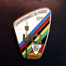 Radsport-Weltmeisterschaft 1959. UCI/BDR. STUTTGART