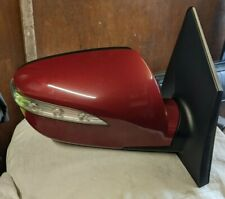 Hyundai IX35 Electric Driver Side Wing Mirror 2010-2015 Red