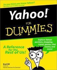 Yahoo! for Dummies