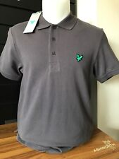 Lyle And Scott Polo Shirt Size Small