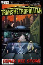 TRANSMETROPOLITAN #50 (2002) 1ST PRINTING BAGGED & BOARDED DC/VERTIGO
