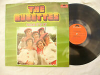 THE RUBETTES LP WEAR IT'S 'AT polydor 2460 240 German issue N/M..... 33rpm / pop