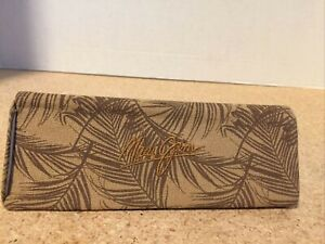 MAUI JIM Sunglasses Hard Case With Cloth Brown