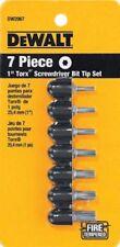 DEWALT: DW2067: Torx Insert Screwdriver Bit Tip Set, 7-Piece