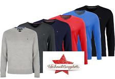 Tommy Hilfiger Herren V-Neck Pullover Sweatshirt S M L XL XXL
