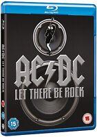 AC/DC LET THERE BE ROCK LIVE IN PARIS 1979 BON SCOTT HI DEF BLU RAY