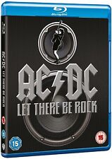 AC DC Let There Be Rock 5051892061612 Blu Ray Region B P H