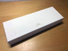 White 10 13/16x3 7/8x1 13/16in - Empty Used - Cardboard Box Omega Carton -