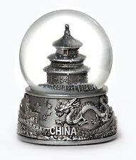 CHINA SNOWDOME SNOW GLOBE-NEW