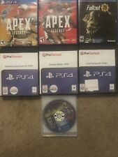 PS4 game lot: Apex Legends, Fallout, Borderlands, Final Fantasy, Shadow, Hell