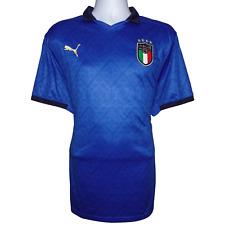 2020-2021 Italy Home Shirt Puma (Mint Condition) XXL