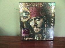 "Pirates of The Caribbean Puzzle, John Sparrow  ""Photomosaics""    300 pcs  New"