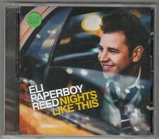 ELI PAPERBOY REED - nights like this CD