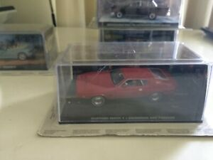 James Bond Die Cast Car Collection 13 Mustang Mach 1 Diamonds are forever