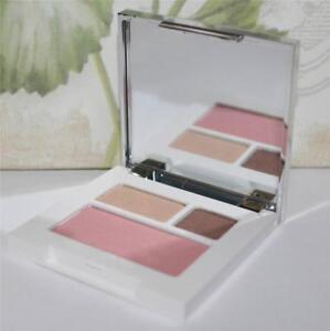CLINIQUE Like Mink Colour Surge Eye Shadow Duo/Cupid Blushing Blush Powder Blush