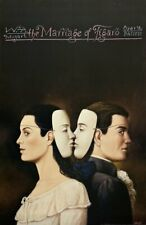 RAFAL OLBINSKI The Marriage of Figaro Poster Lithograph 24″ x37″ Polish Artist