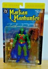 DC Direct Martian Manhunter NOC RARE