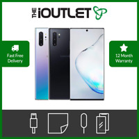 Samsung Galaxy Note 10+ PLUS 5G 256GB/512GB Various Colours Various Grades
