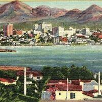 Vintage Post Card, Point Loma, San Diego, California   Z-2-3