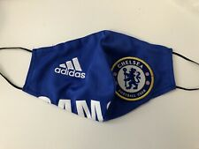Chelsea FC football/soccer jersey face mask