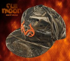 New Realtree Antler Camo Max 5 Real Tree Mens Snapback Cap Hat