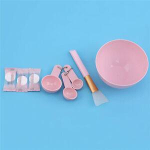 Mixing Bowl Brushes Spoon Stick Makeup Beauty Set For Facial Mask Tool YG