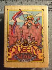 NEW Queen Of Everything Mary Engelbreit WM Rubber Stamp by All Night Media