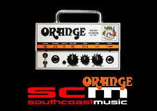 Orange Micro Terror 20w Valve/hybrid Guitar Amplifier Awesome Tone New Warranty