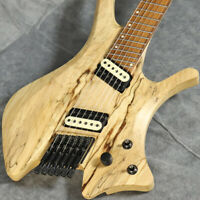 Skervesen SHOGGIE DC6 Natural Electric Guitar