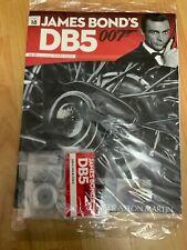 BUILD YOUR OWN EAGLEMOSS JAMES BOND 007 1:8 ASTON MARTIN DB5 ISSUE 18