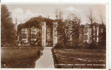 Sussex Postcard - Cowdray Abbey - Midhurst - Near Worthing - RP - Ref ZZ4075