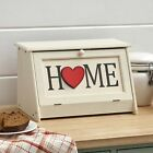 Holiday Bread Box - Farmhouse Kitchen Interchangeable Wooden Pantry Organization