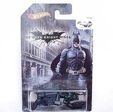 2014 Hot Wheels. The Bat - Dark Knight Rises. DC 75 Years of BATMAN. New MIP!