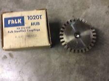 Falk 1020T Hub For 20 & 1020T Falk Steelflex Couplings RSB 246652 Lot Of 2