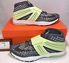 Nike Mens Size 10 Zoom Train Toranada Amp Wolf Grey Volt Gronk New In Box $150