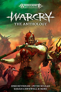 Warcry (Warhammer: Age of Sigmar), Very Good Condition Book, Reynolds, Josh,Coun