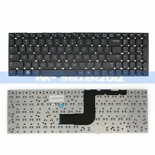 NEW For Samsung NP RV511 RV515 RV520 US Keyboard Black NO Frame Displacement