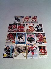 *****Joe Nieuwendyk*****  Lot of 100+ cards.....47 DIFFERENT / Hockey
