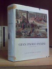 GIAN PAOLO PANINI - a cura di Ferdinando Arisi - 1961