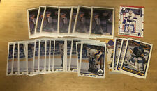 (34)Curtis Joseph 1990-91 OPC Premier Upper Deck & Score Rookie card RC Lot