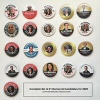 2020 Democrat Candidate Collectors Set of 23 (DEMOCRAT-23-ALL)