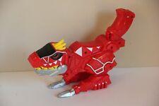 Power Rangers DIno Chargers Gun Super T-Rex Red