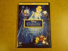 DVD / CINDERELLA / ASSEPOESTER / CENDRILLON  ( WALT DISNEY )