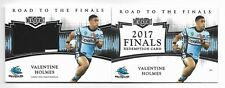2018 NRL Elite Road To The Finals (RF 3) Valentine HOLMES Sharks 027/165