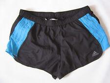 Pantalones cortos Adidas Supernova Glide Correr Fitness ClimaCool Shorts Uk Size 16 Nuevo