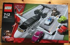 LEGO CARS 8638 - Spy Jet Escape NEU/OVP  Agent Hook Finn McMissile Disney *NEW*