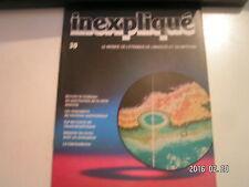 **a inexpliqué n°30 Sur les traces de l'Australopithèque / La clairaudience