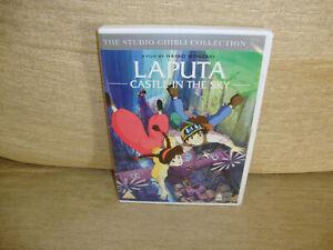 Laputa - Castle In The Sky DVD The Studio Ghibli Collection