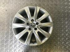 08-16 VW Tiguan 5N 17 Pouces 10 Rayons 5 Clous Roue Alliage 7.0JX17H2 (Rayé (